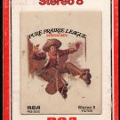 Pure Prairie League - Bustin' Out 1972 RCA A17 8-TRACK TAPE