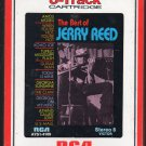 Jerry Reed - The Best Of Jerry Reed 1972 RCA Re-issue A17C 8-TRACK TAPE