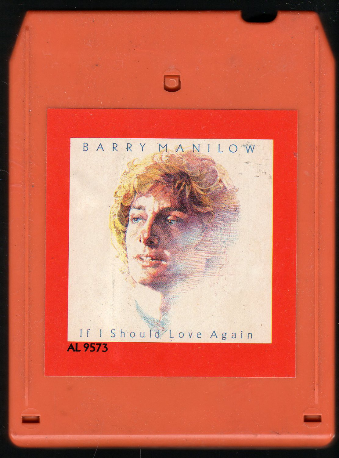 Barry Manilow - If I Should Love Again 1981 ARISTA A17C 8-track tape