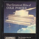 Cole Porter - The Greatest Hits Of Cole Porter 1971 AMPEX A17C 8-TRACK TAPE