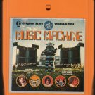 Music Machine - Various Easy Rock 1977 KTEL A17C 8-TRACK TAPE