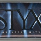 Styx - Greatest Hits 1995 A&M C17 CASSETTE TAPE