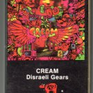 Cream - Disraeli Gears 1976 POLYGRAM Re-issue C17 CASSETTE TAPE