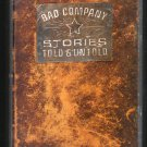 Bad Company - Stories Told & Untold 1996 ATLANTIC C17 CASSETTE TAPE