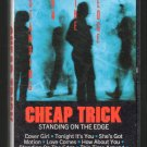 Cheap Trick - Standing On The Edge 1985 CBS C8 CASSETTE TAPE