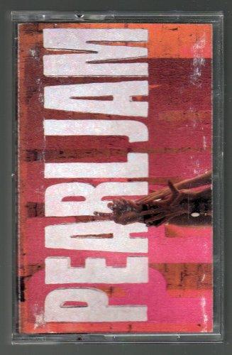 Pearl Jam - Pearl Jam Ten 1991 SONY C16 CASSETTE TAPE