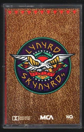 Lynyrd Skynyrd - Skynyrd's Innyrds/Their Greatest Hits 1989 MCA C16 CASSETTE TAPE