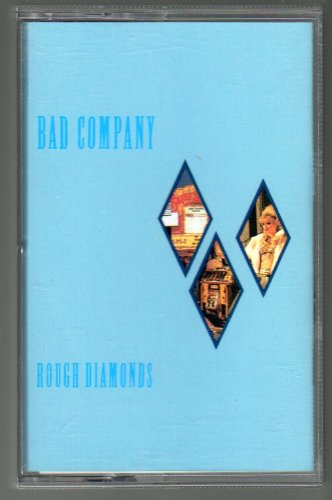 Bad Company - Rough Diamonds 1982 WB C10 CASSETTE TAPE