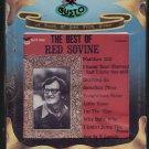 Red Sovine - Best Of Red Sovine 1975 GUSTO Sealed A42 8-TRACK TAPE