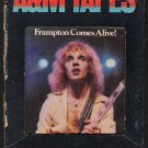 Peter Frampton - Frampton Comes Alive 1976 A&M A18D 8-TRACK TAPE