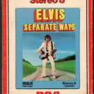 Elvis Presley - Seperate Ways 1972 RCA A18D 8-TRACK TAPE