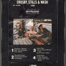 Crosby, Stills & Nash - CSN 1977 ATLANTIC A18D 8-TRACK TAPE