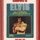 Elvis Presley - Elvis 1973 RCA A18D 8-TRACK TAPE