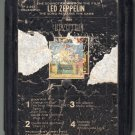 Led Zeppelin - The Song Remains The Same Soundtrack 1976 SWAN SONG Double Play A18D 8-TRACK TAPE