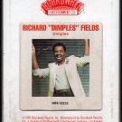 "Richard ""Dimples"" Fields - ""Dimples"" 1981 Debut BOARWALK AC2 8-TRACK TAPE"