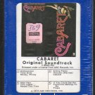 Cabaret - Original Soundtrack Recording Sealed A22 8-track tape