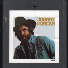 Johnny Duncan - Johnny Duncan 1977 CBS A51 8-TRACK TAPE