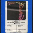 Cabaret - Original Soundtrack Recording 1972 GRT ABC A19C 8-TRACK TAPE