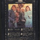 ABBA - Greatest Hits 1976 ATLANTIC A19C 8-TRACK TAPE