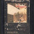 Led Zeppelin - Led Zeppelin II 1969 ATLANTIC A18E 8-TRACK TAPE