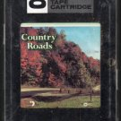 Country Roads - Sessions Presents Country Roads 1980 SESSIONS Sealed A18B 8-TRACK TAPE