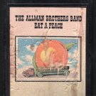 The Allman Brothers Band - Eat A Peach 1972 AMPEX CAP A26 8-TRACK TAPE