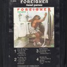 Foreigner - Head Games 1979 ATLANTIC A21A 8-TRACK TAPE