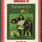 The Guess Who - #10 1973 RCA A21A 8-TRACK TAPE