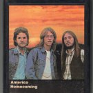 America - Homecoming 1972 AMPEX WB A41 8-TRACK TAPE