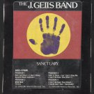 The J. Geils Band - Sanctuary 1978 EMI A21B 8-TRACK TAPE