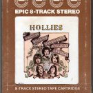 The Hollies - Clarke, Hicks, Sylvester, Calvert, Elliott 1977 EPIC C/O A41 8-TRACK TAPE