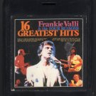 Frankie Valli and The Four Seasons - 16 Greatest Hits 1982 ERA A41 8-TRACK TAPE