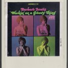Barbara Lewis - Working On A Groovy Thing 1968 ATLANTIC A41 8-TRACK TAPE