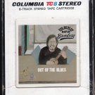 David Bromberg - Out Of The Blues / The Best Of 1977 CBS A17A 8-TRACK TAPE