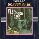 Fleetwood Mac - Fleetwood Mac 1968 Debut EPIC A17 8-TRACK TAPE