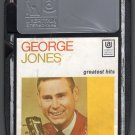 George Jones - Greatest Hits 1967 LIBERTY A18C 8-TRACK TAPE