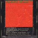 Talking Heads - Talking Heads: 77 1977 Debut WB A18C 8-TRACK TAPE
