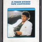 Michael Jackson - Thriller 1982 CRC A19A 8-TRACK TAPE