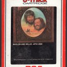 Waylon Jennings and Willie Nelson - Waylon & Willie 1978 RCA A17B 8-TRACK TAPE
