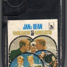 Jan & Dean - Golden Greats Vol 2 1965 LIBERTY A18E 8-TRACK TAPE