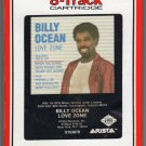 Billy Ocean - Love Zone 1986 RCA ARISTA T7 8-TRACK TAPE