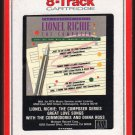 Lionel Richie - The Composers Series 1986 RCA MOTOWN A12 8-TRACK TAPE