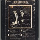 The Blues Brothers - Briefcase Full Of Blues 1978 Debut ATLANTIC AC1 8-TRACK TAPE