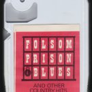 Folsom Prison Blues And Other Country Hits - Various Country SPAR 1028 Sealed A14 8-TRACK TAPE