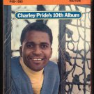 Charley Pride - Charley Pride's 10th Album 1970 RCA Sealed A14 8-TRACK TAPE