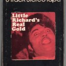 Little Richard - Little Richard's Real Gold 1968 ORBIT SCEPTER TPS-7043 T2 8-TRACK TAPE