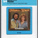 David Frizzell & Shelley West - Carryin' On The Family Names 1981 CRC A24 8-TRACK TAPE