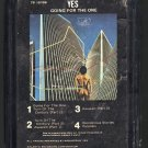 Yes - Going For The One 1977 ATLANTIC A5 8-TRACK TAPE