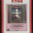 The Doobie Brothers - Best Of The Doobies Vol II 1981 RCA WB Sealed A42 8-TRACK TAPE