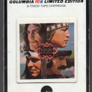 Redbone - Potlatch 1970 CBS Re-issue A11 8-TRACK TAPE